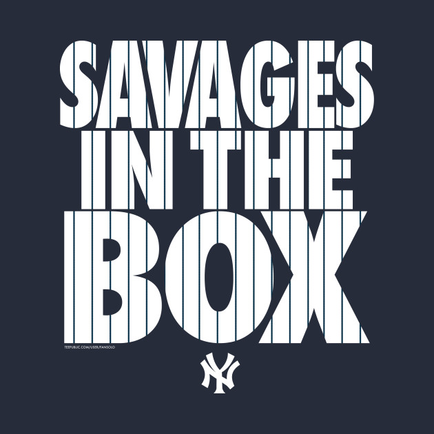 SAVAGES IN THE BOX!