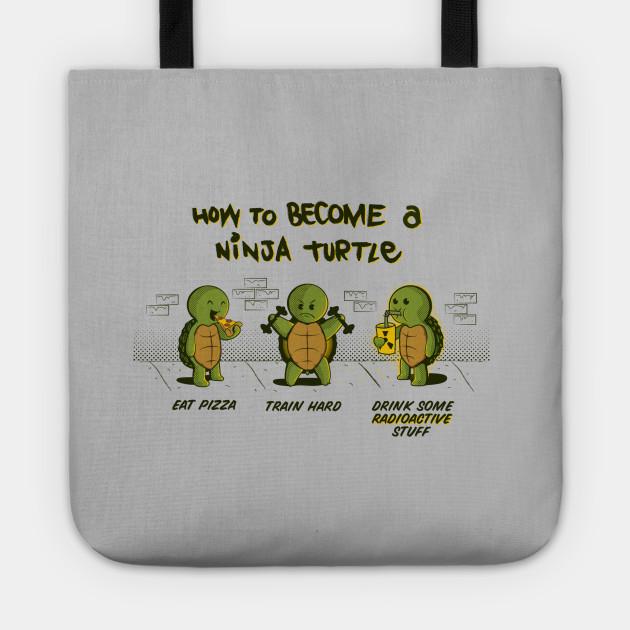 Become A Ninja Turtle