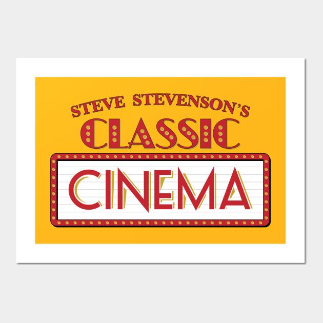 Steve Stevenson\'s Classic Cinema