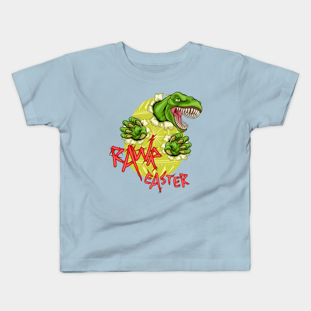 b8fc12f7a Rawr Easter T-Rex Dinosaur Ripping Through Egg - Easter T Rex ...