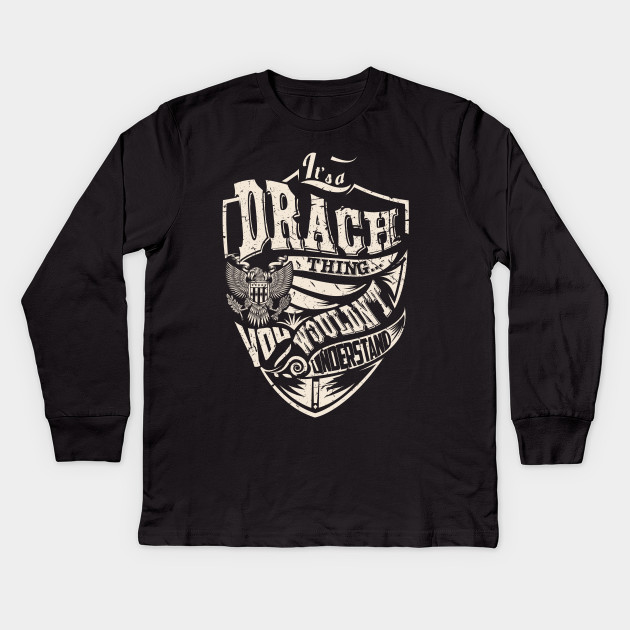 Its A DRACH Thing
