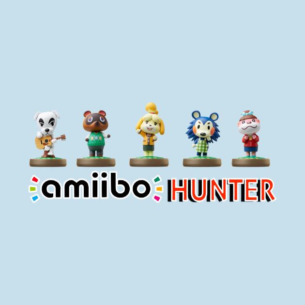 Amiibo Hunter- Animal Crossing V2
