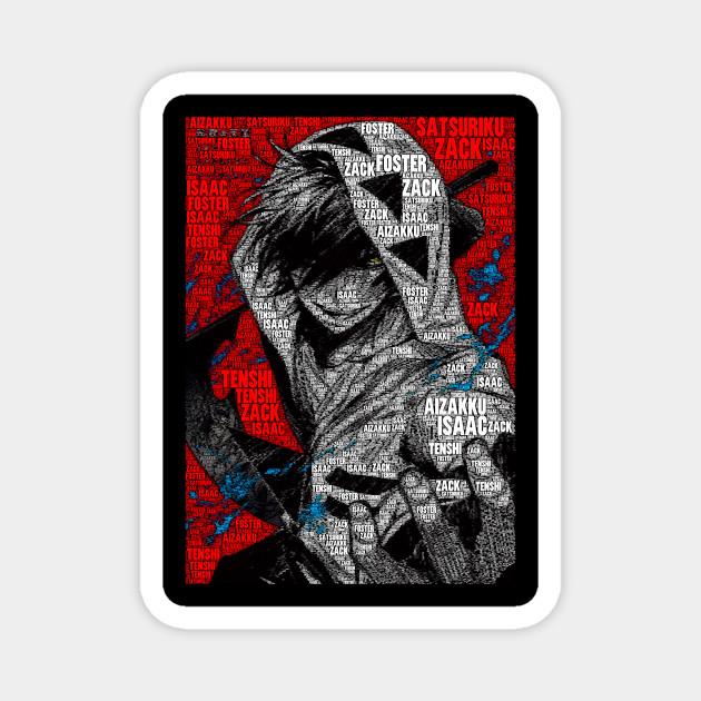 Zack - Satsuriku no Tenshi   Angels of Death