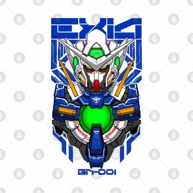 GN-001 EXIA Gundam