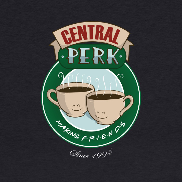 Central Perk: Making Friends