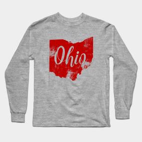 126f6ee6a688 Ohio Pride Long Sleeve T-Shirts   TeePublic