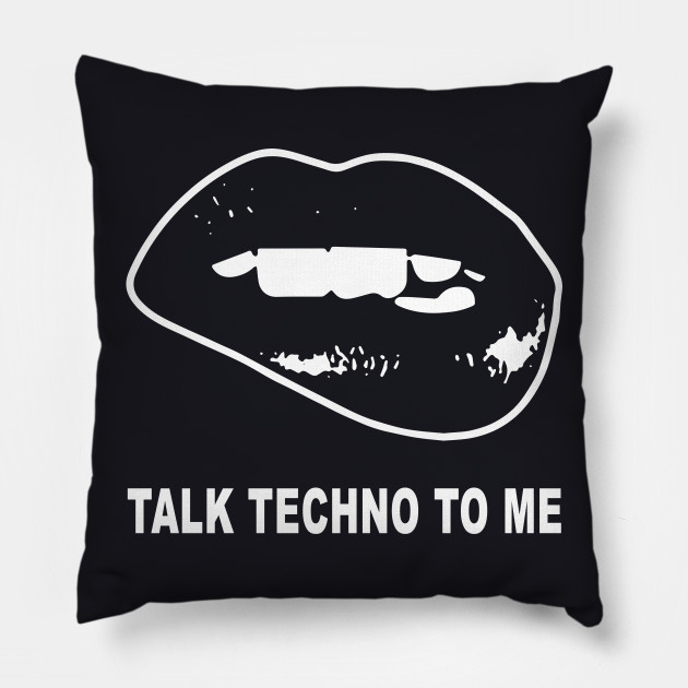 Takl Techno To Me Wife T Shirts