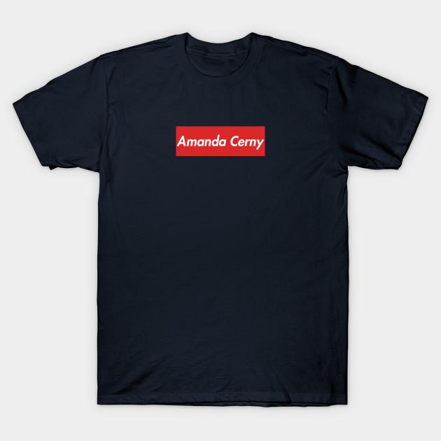amanda cerny t shirt