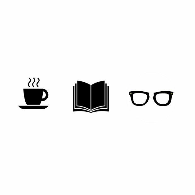 Book + Coffee + NERD