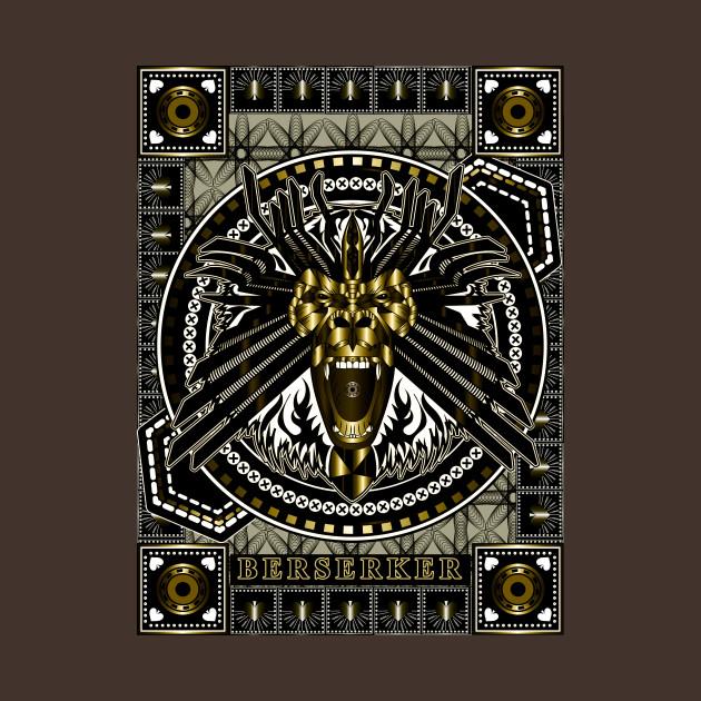Berserk Robotic Gorilla (Music Design)