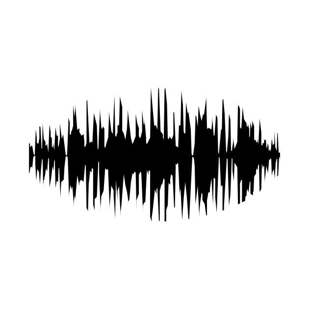 waveform audio wave t shirt teepublic