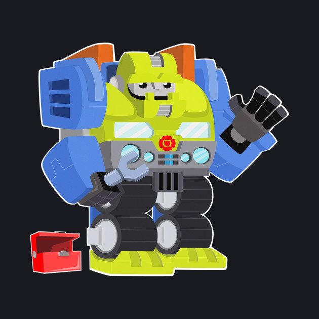 Rescue Bots - Salvage