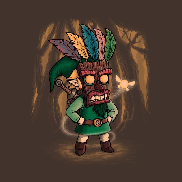 the legend of aku aku mask