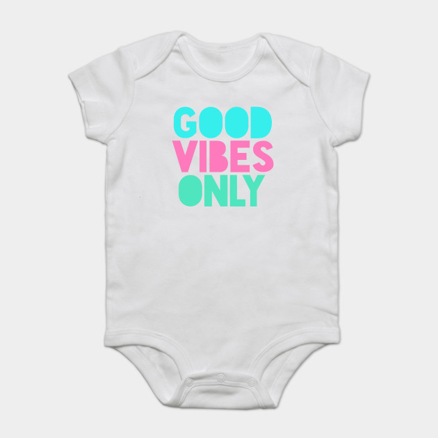 Good Vibes Only Pastel
