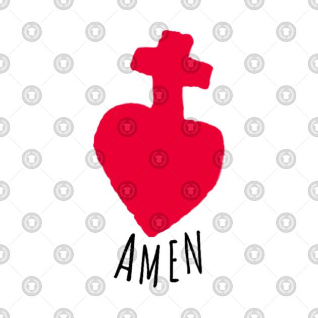 Amen Sacred Heart
