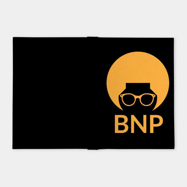 Yellow BNP Logo