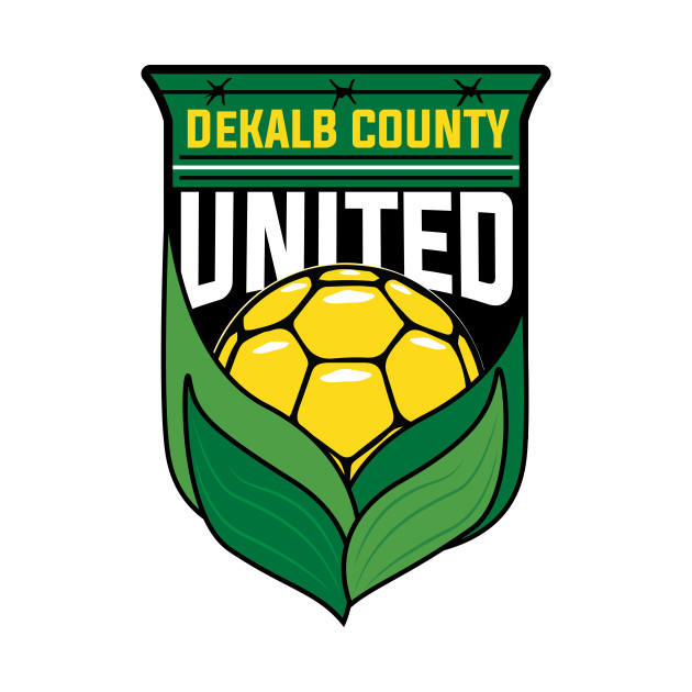 DeKalb County United Logo