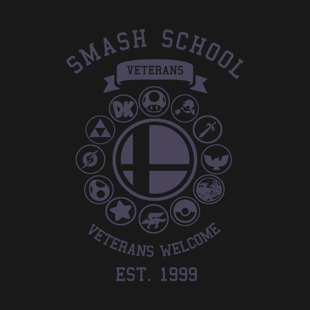 Smash School Veterans (Purple)