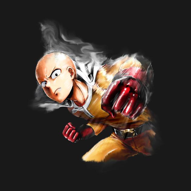 Saitama ( one punch man )