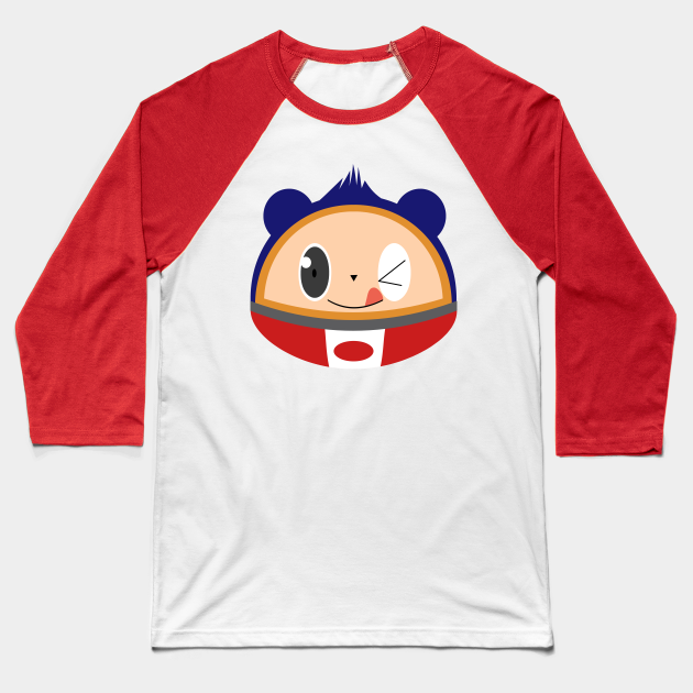 Teddie Persona 4 Persona 4 Baseball T Shirt Teepublic Every social link has a starting point, after which you will gain acquaintance with. teddie persona 4