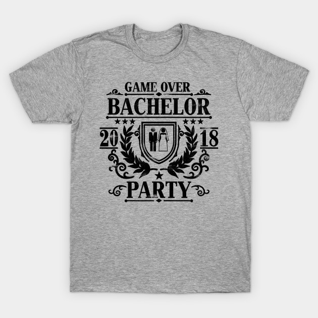 03d53db4 Mens Bachelor Party 2018 Groom Squad Stag Night T Shirt Gift T-Shirt