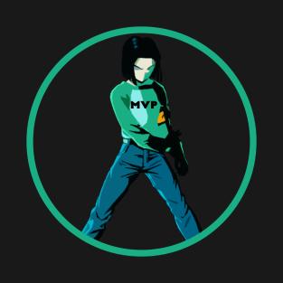 46e74eab Android 17 T-Shirts   TeePublic
