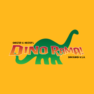 Dino Rama T Shirt