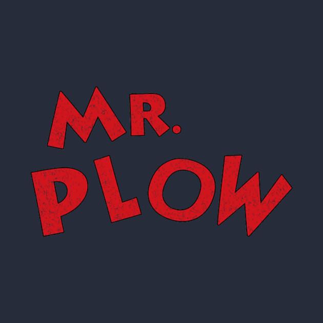Mr. Plow