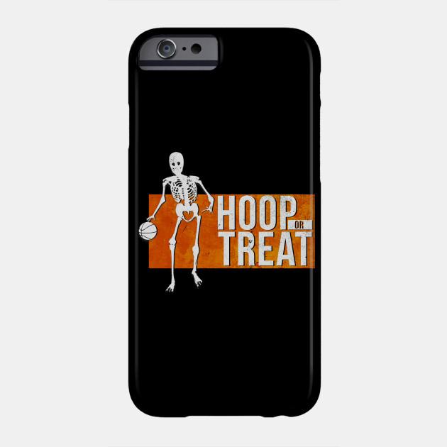 Halloween Basketball Gift I Basketball Player Costume Phone Case
