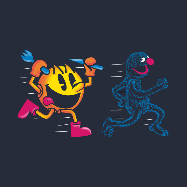 Run Grover Run T-Shirt