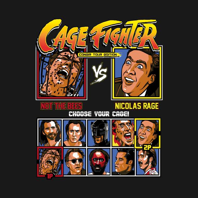 Nicolas Cage Fighter - Conair Tour Edition