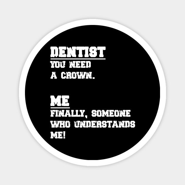 At the Dentist - Funny Quotes and Sayings