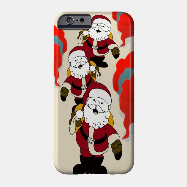 christmas gang gift , christmas is coming , best christmas gift Phone Case