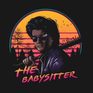 The Babysitter t-shirts