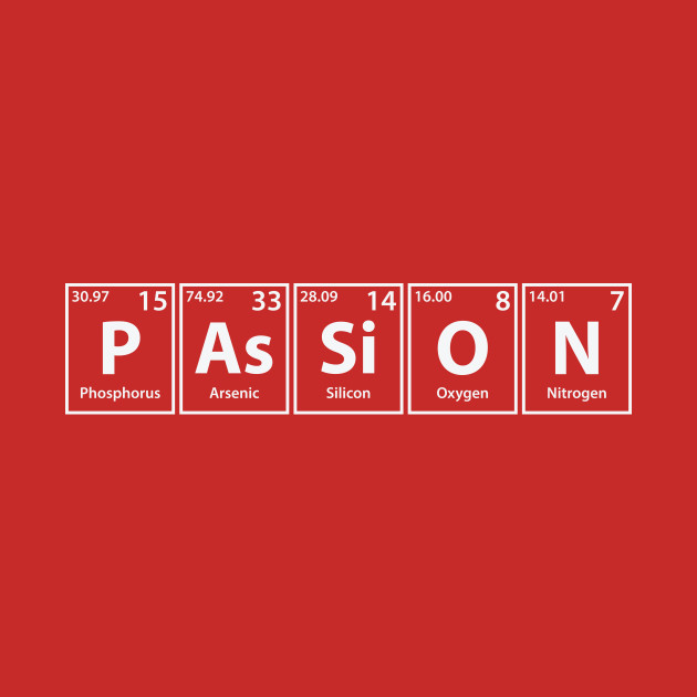 Passion Elements Spelling