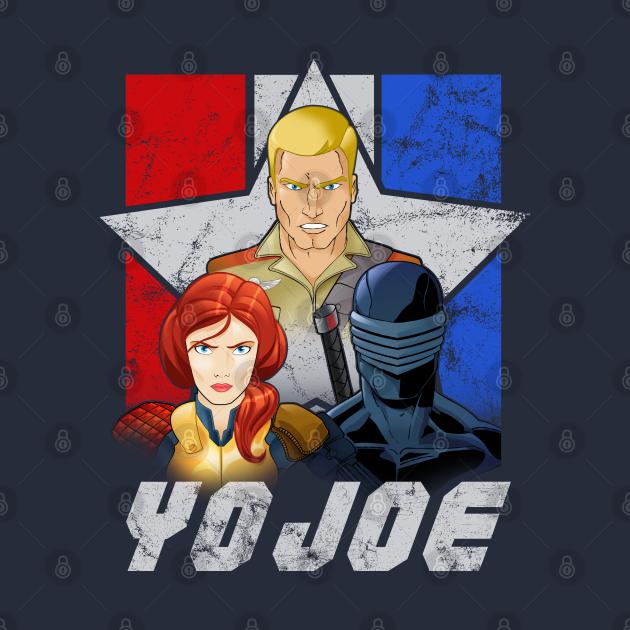JOE SOLDIER
