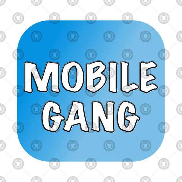 Mobile gang gaming, for mobile players, gamer design