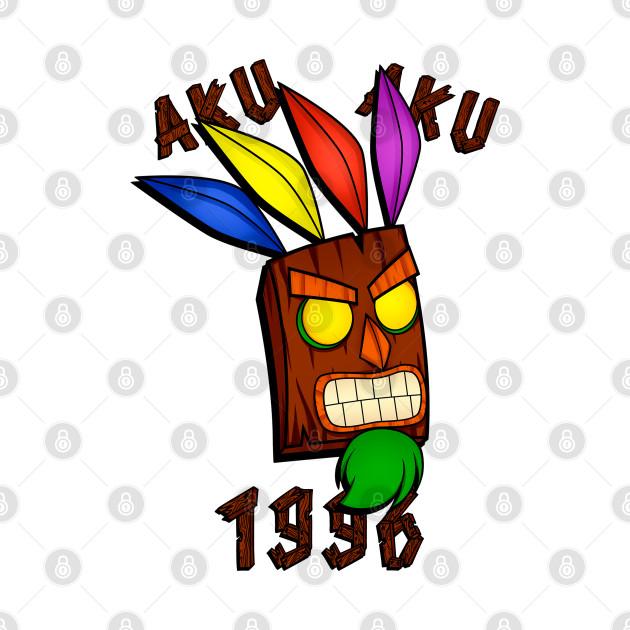 Aku Aku - Crash Bandicoot