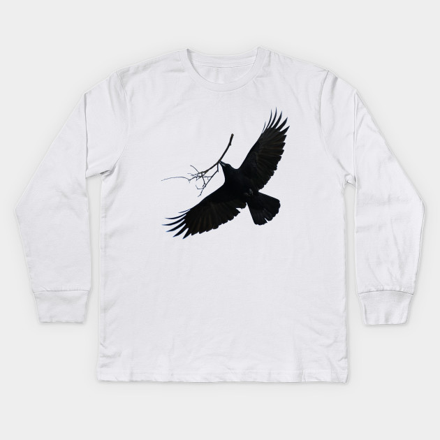 1be3a9ef6 Ravens & Crows photos images on Pinterest Kids Long Sleeve T-Shirt. New!