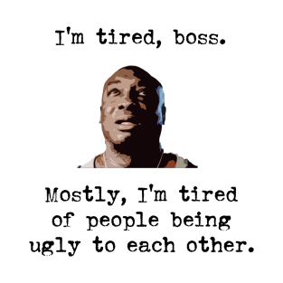 Green mile quotes percy