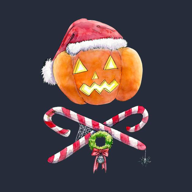 Pumpkin Santa