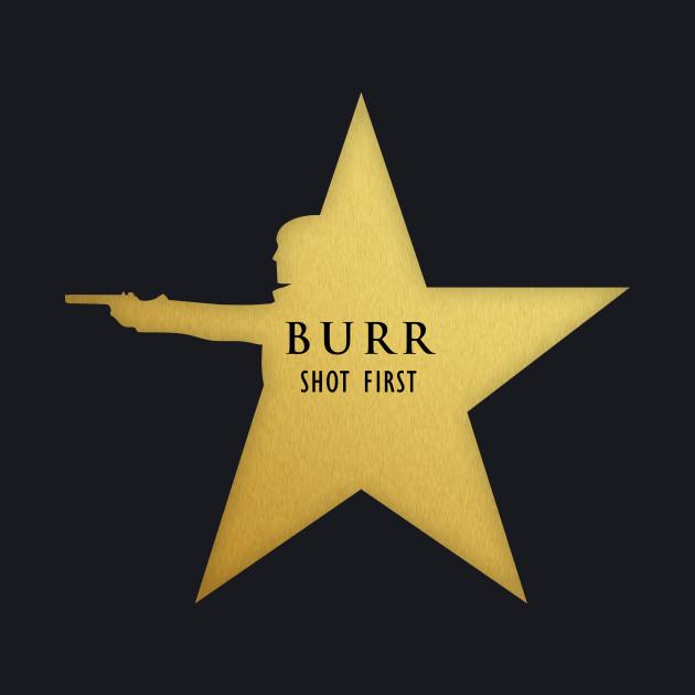 Burr Shot First - Inverted