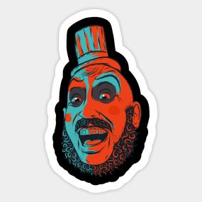 Rob Zombie Stickers Teepublic