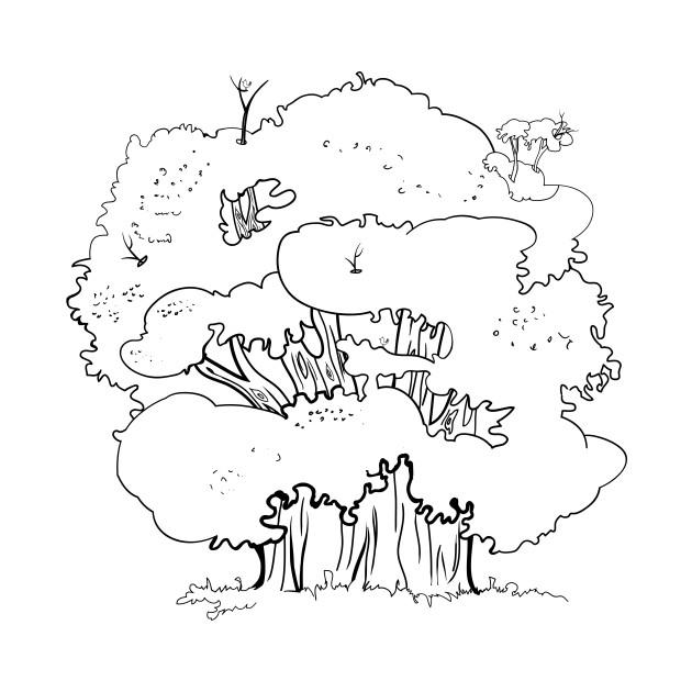 Tree Of Life Mighty Oak