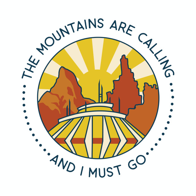 The [ Magical ] Mountains are calling...