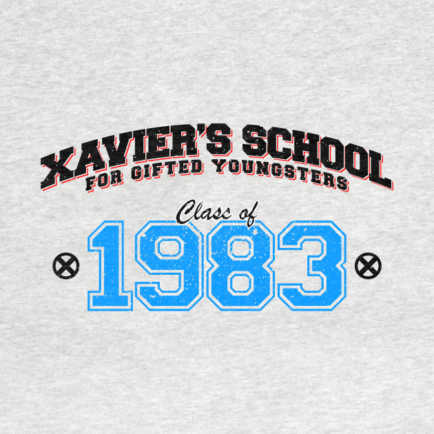 Xavier's School for Gifted Youngsters - Class of 1983