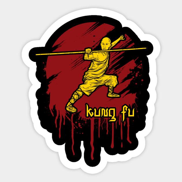 Kung Fu Bo Staff Martial Arts