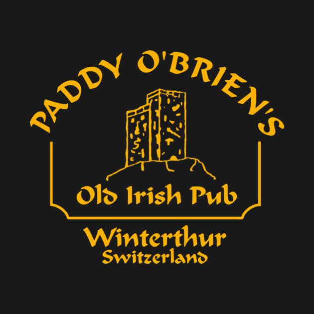 old irish pub