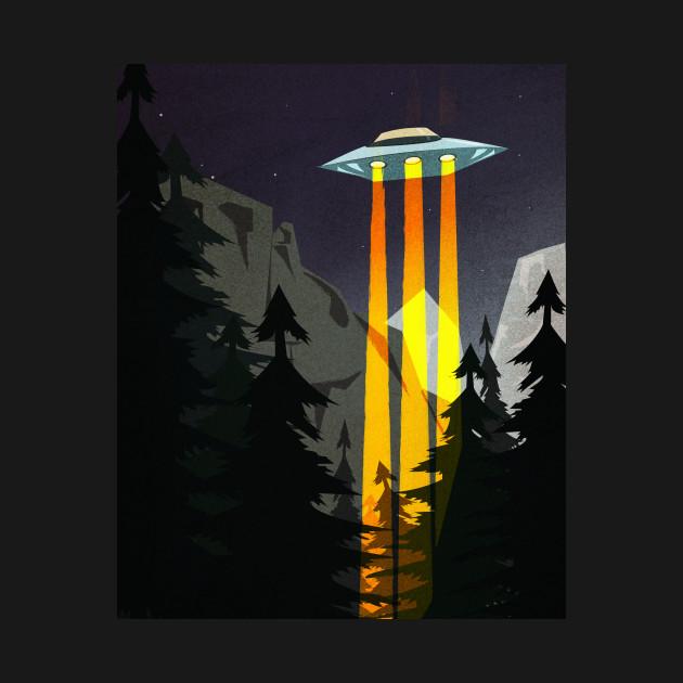 UFO Beams
