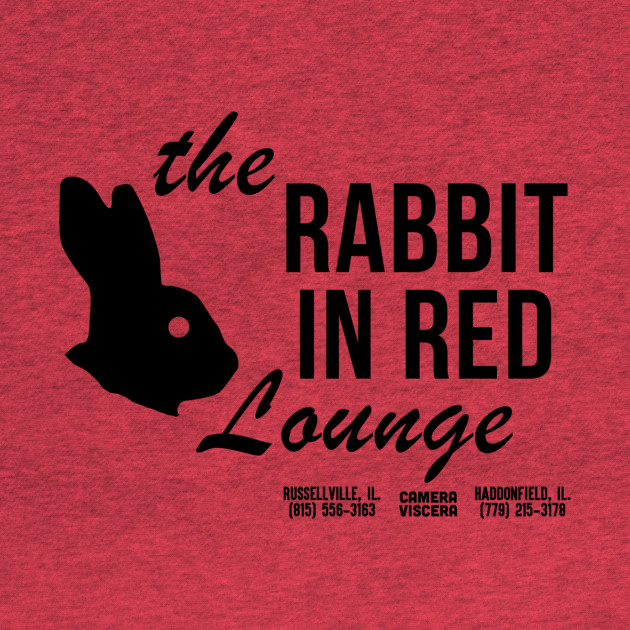 The Rabbit in Red Lounge